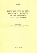 Attività di ricerca di storia dell'arte bizantina presso l'Istituto