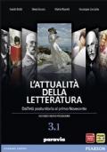 Attualità della letteratura. Con espansione online. Vol. 3.2