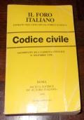 CODICE CIVILE 2008 IL FORO ITALIANO