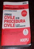 CODICE CIVILE E LEGGI COMPLEMENTARI 2014