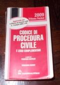 CODICE DI PROCEDURA CIVILE E LEGGI COMPLEMENTARI 2013