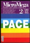 MicroMega n. 4/2003 - ORA BASTA! (Silvio Berlusconi) - [NUOVO]