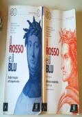IL ROSSO E IL BLU. SECONDA EDIZIONE - Volume 2 Dal Seicento all'Ottocento