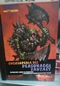 Eciclopedia dei personaggi fantasy