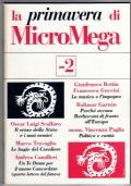 la PRIMAVERA di MicroMega n. 3/2001 (-3) - [COME NUOVO]