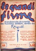Le Grandi Firme Numero 44 del 1926 (Anno III)