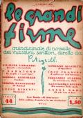 Le Grandi Firme Numero 46 del 1926 (Anno III)