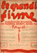 Le Grandi Firme Numero 74 del 1927 (Anno V)