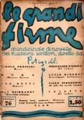 Le Grandi Firme Numero 77 del 1927 (Anno V)
