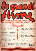 Le Grandi Firme Numero 80 del 1927 (Anno V)
