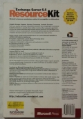 MICROSOFT EXCHANGE SERVER 5.5 RESOURCE KIT CON CD-ROM