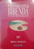 I ristoranti di Bibenda 2011 libro guida ai migliori ristoranti d'Italia