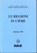 LE REGIONI IN CIFRE. Edizione 1992
