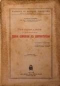 INTRODUZIONE ALLO STUDIO DELLA TEORIA ECONOMICA DEL CORPORATIVISMO