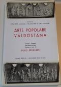 Arte popolare Valdostana