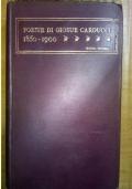 Poesie di Giosue Carducci. 1850 - 1900. Ventunesima edizione.