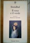 Il rosa e il verde. Mina di Vanghel. Prefazione di Francesca Sanvitale.