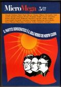MicroMega 5/2007 - IL PARTITO DEMOCRATICO � IL SOLE ROSSO DEI NOSTRI CUORI - [NUOVO]