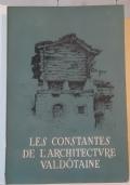 LES CONSTANTES DE L�ARCHITECTURE VALD�TAINE