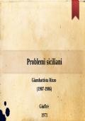 Problemi siciliani