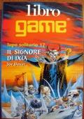 Lupo Solitario 15 La crociata della morte Librogame libri game ragazzi fantasy SECONDA EDIZIONE