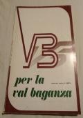 PER LA VAL BAGANZA 1996-NUMERO UNICO DEL CENTRO STUDI DELLA-parma-parmense-sala-felino-terenzo-calestano-berceto-storia-arte-architettura