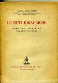 LE RETI IDRAULICHE - BONIFICHE - FOGNATURE - TORRENTI E FIUMI