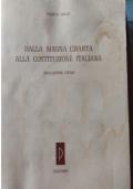 DALLA MAGNA CHARTA ALLA COSTITUZIONE ITALIANA Educazione civica
