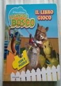 LA GANG DEL BOSCO - IL LIBRO GIOCO CON 5 PUZZLE - DreamWorks-libro per bambini-film d'animazione