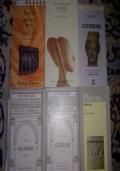 7 libri greco-latino: Antigone - Fedone - Eutrifone - Annali - Le tusculane - Le quaestiones publice tractatae