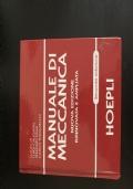 Manuale di Meccanica (Seconda Edizione) HOEPLI
