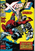 X.FORCE 10 PRIMA APPARIZIONE DI DEADPOOL
