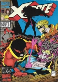 X.FORCE 17 ULTIMO NUMERO