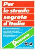 PER LE STRADE SEGRETE D'ITALIA