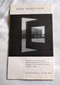 ASOLO MUSICA '79 - BRUNO CANINO PIANISTA - PROGRAMMA CONCERTO TEATRO-TREVISO-MUSICA CLASSICA