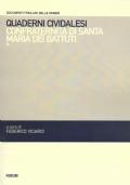 Quaderni cividalesi. Confraternita di Santa Maria dei Battuti - vol. 2