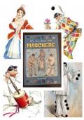 La vera storia delle MASCHERE, Bruna Babuder – Eliana Treccani, GIUNTI KidS 2011.