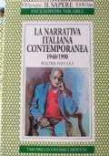 STORIA DELLA LETTERATURA ITALIANA Ottocento e Novecento