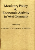 Monetary Policy & Economic Activity in West Germany