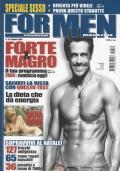 For Men Magazine Italia - n.60 gennaio 2008