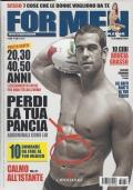 For Men Magazine Italia - n.59 maggio 2008