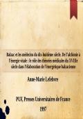 Le pathétique balzacien ou l'héritage du dix-huitième siècle