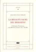 Un volgarizzamento della regola di San Benedetto del secolo XIV (Cod. Cass. 629)