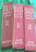 guida d'italia sardegna  TCI, touring club italiano, 1918 bertarelli