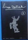 Linea teatrale 5 Anno II - N 2 Settembre 1986