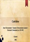 Homélie sur le bapteme ; Première homélie sur l'eucharistie ; Deuxième homélie sur l'eucharistie