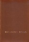 I Documenti d'Amore [Documenta Amoris] Tomo I. Versi volgari e parafrasi latina