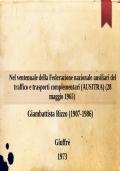 L'attività della Federazione nazionale ausiliari del traffico e trasporti complementari nel 1968 (13 maggio 1969)