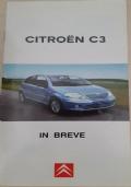 Citroen C3 in breve