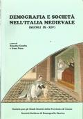 La popolazione di Verona, Vicenza e Padova nel Duecento e Trecento: fonti e problemi
